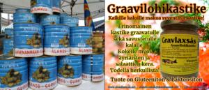 Ålands Smakin tuotteita